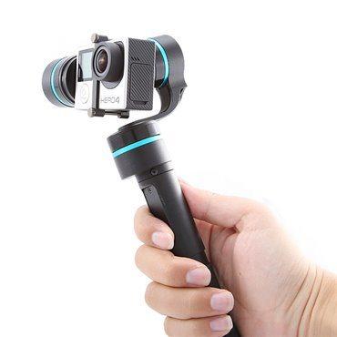 3 Achsen Gimbal für Action Kameras GoPro und SJCAM