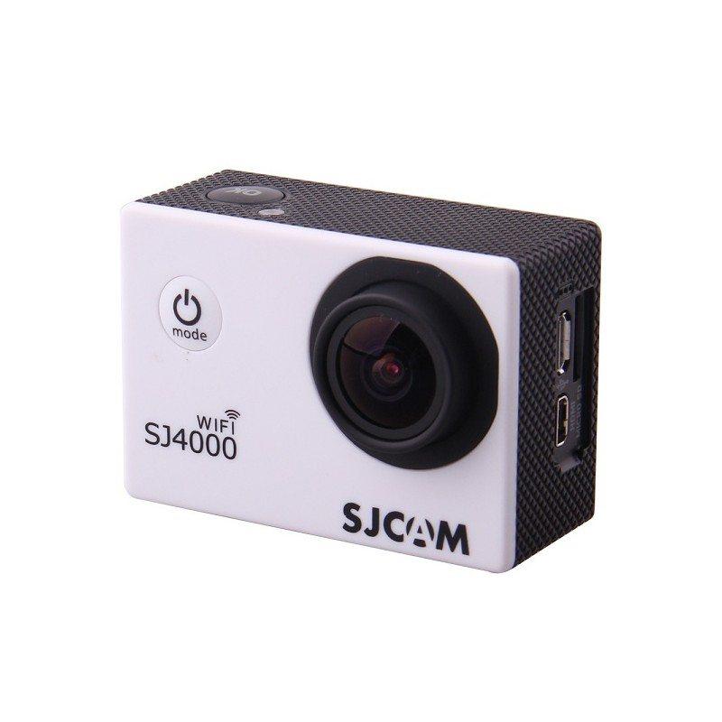 Die SJ4000 ist eine günstige GoPro Alternative und eignet sich gut als 2. oder 3. Action Kamera auf dem Set.