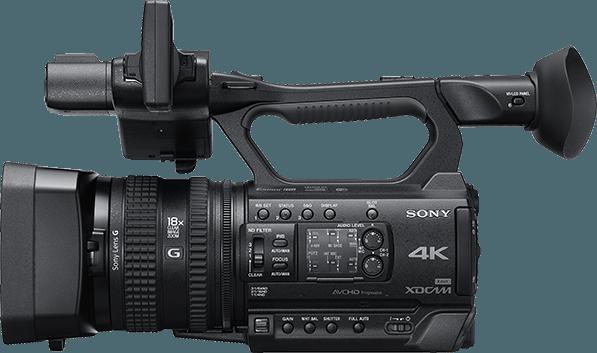 sony-4k-videokamera-filmkamera-mieten