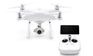 DJI Phantom 4 Pro Drohne / Quadcopter mieten, vermietung, verleih