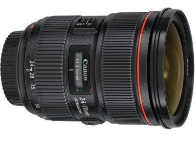 Canon 24-70mm F 2.8L II USM mit Tasche