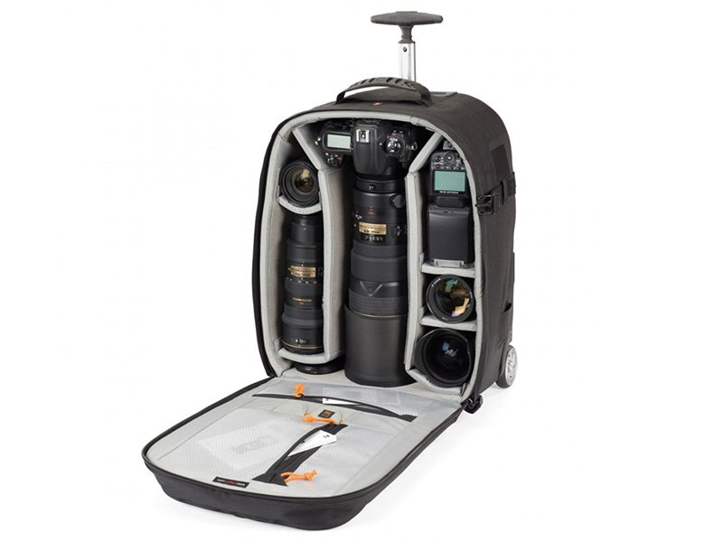 Kamera-Trolley-Koffer Lowepro Pro Runner x450