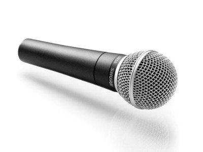 Shure SM58 Gesangsmikrofon 1