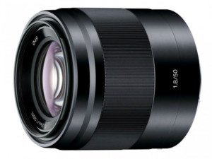 Sony E 50mm f1.8 OSS, E-Mount