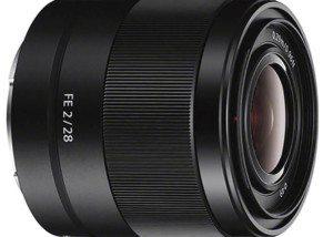 Sony FE 28mm F2 Full-Frame E-Mount