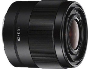 Sony FE 28mm F2 Full-Frame E-Mount