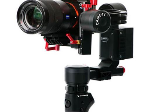 Came TV – Single 3 Achsen Gimbal für DSLR Kameras bis 1,2 KG