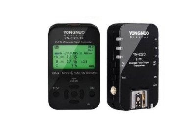 Yongnuo-YN-622-C-e-TTL-II-Funk-Blitzauslöser-Kit-zu-Canon-mieten-vermietung