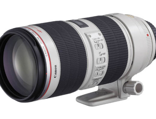 Canon EF 70-200mm f/2.8L IS II USM Objektiv