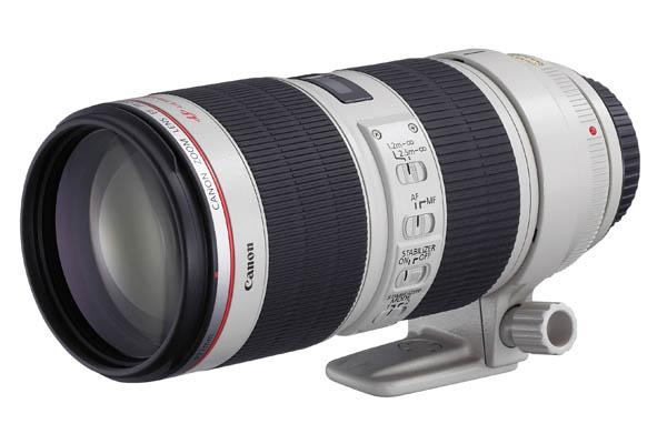 Canon EF 70-200mm f 2 8L IS II USM Objektiv mieten vermietung