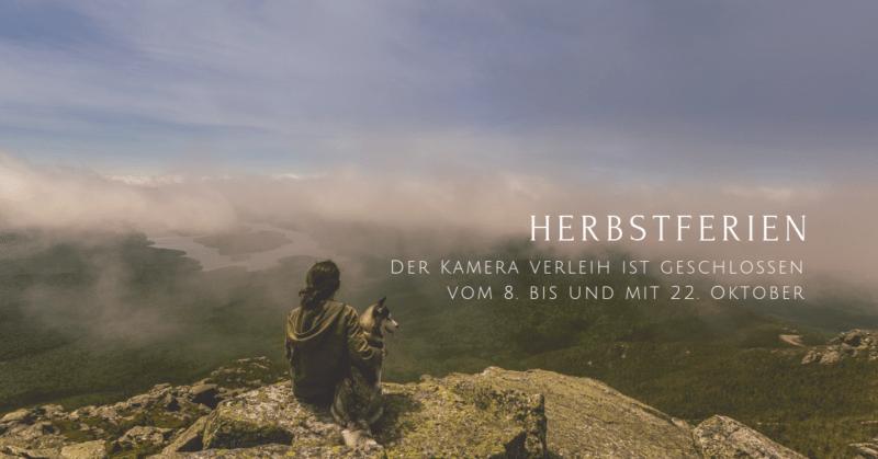 Herbstferien Kamera Verleih Luzzern Vermietung Fotokamera Videokamera
