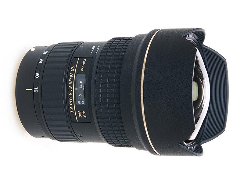 Tokina-AT-X-16-28mm-F2.8-Pro-DX-Weitwinkel-für-Canon zu verkaufen occassion gebraucht