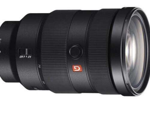 Sony Objektiv FE 24-70mm f/2.8 GM, E-Mount für Alpha mieten